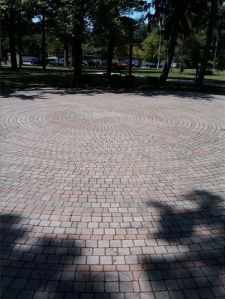 Incarnate Word Labyrinth 2