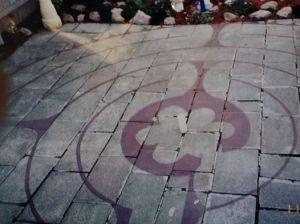Memory Garden Labyrinth